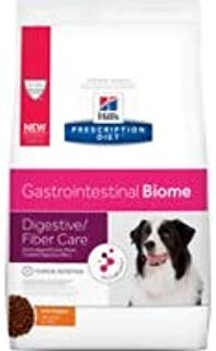 HILL'S PRESCRIPTION DIET Gastrointestinal Biome Digestive/Fiber Care with Chicken Dry Dog Food