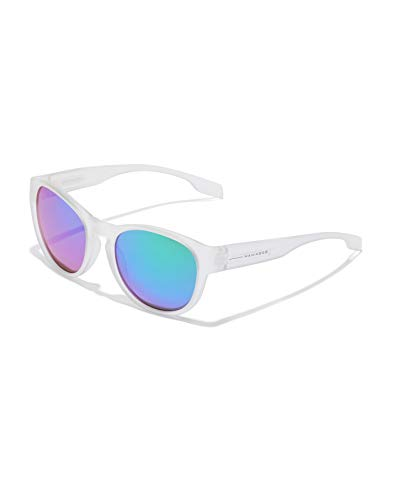HAWKERS NEIVE Gafas, Transparente, One Size Unisex Adulto
