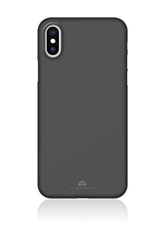 Preisvergleich Produktbild Black Rock Ultra Thin Iced Case Hülle für Apple iPhone X / XS Schwarz
