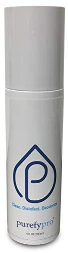 Purefypro Disinfectant Spray (4oz) - Kills 99.9999% Norovirus, Flu...