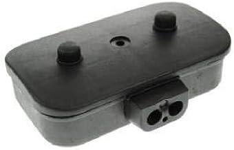 leisure MART LMX525 Bloque de cableado para Remolque Suministrado en Negro