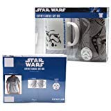 ABYstyle - STAR WARS -coffret cadeau - Galactic Empire sport grey (T-shirt taille L + Mug + badge)