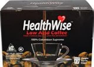 HealthWise Low Acid K Cups, 72 count, Keurig 2.0 Compatible
