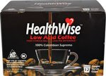 HealthWise Low Acid Regular Keurig Kcups, 2.0 Compatible, 72 Count
