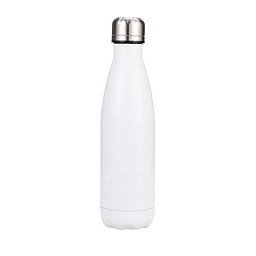 Chilly's Bottles, botella de agua de acero inoxidable de doble capa a prueba de fugas, botella de coca de coca reutilizable, botella deportiva de enfriamiento, para mujeres y hombres, 01.500 ml