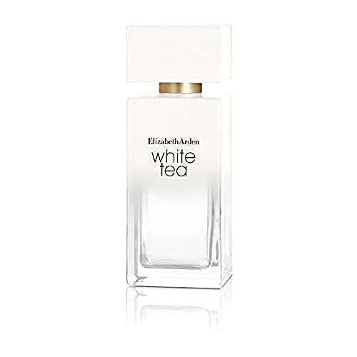 Elizabeth Arden White Tea – Eau de Toilette femme/women, 50 ml, sanfter Damenduft mit floraler Note, ausgewählte Inhaltsstoffe & edles Design, Alltags-Parfüm