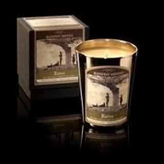 Manifest Destiny's Ruins Luxury Scented Candle--Cedar & Birch, Smoke, Night Blooming Jasmine, 12 Oz., Burns 80 Hours
