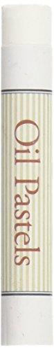 PRO ART PRO3014 Oil Pastel 12 Per Pack White