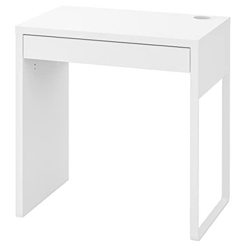 Ikea MICKE in weiß;  73x50cm Bild