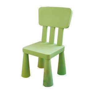Kinderdagstoel kinderstoel kinderstoel kleuterstoel baby kruk kinderstoel groen