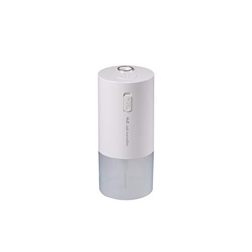 ZZYJYALG Humidificador de aire plástico grande capacidad 300 ml aroma aromaterapia difusor recargable inalámbrico aire humidificador eléctrico sala de estar dormitorio dormitorio evaporador casa coche
