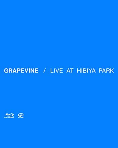【Amazon.co.jp限定】LIVE AT HIBIYA PARK [Blu-ray] (W特典 / 早期予約特典 : PHOTO ZINE 『GRAPEVINE LIVE AT HIBIYA PARK』 および Amazon.co.jp限定特典 : ビジュアルシート 付) (早期予約特典の対象期間は 2021年9月19日 13:00 ~ 2021年10月17日 23:59 まで)