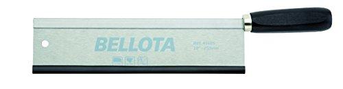 Bellota 4568-S SERRUCHO EBANISTA MANGO MADERA 250MM, Standard