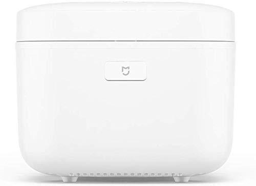 AMYZ Mini Olla arrocera,3-4 Personas,hogar,pequeña,automática,Inteligente,Cocina IH,3L,pequeña,eléctrica,Olla de cocción Lenta,máquina de arroz Blanca portátil