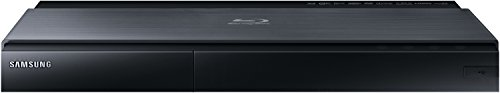 Samsung BD-J7500 3D Blu-ray Player (UHD Upscaling, WLAN, Smart TV, HDMI, USB) schwarz