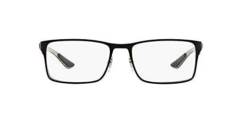 Ray-Ban Herren 0rx 8415 2503 55 Brillengestell, Schwarz (Matte Black)