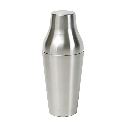 Coctelera francesa, acero inoxidable, 2 piezas, 828 ml.
