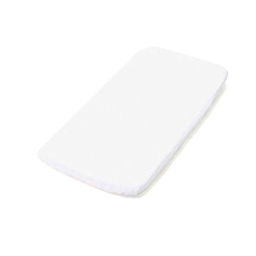 BEMINI - Protège Matelas pour lit - 60x120 cm - Blanc - Imperméable - Certifié Oeko-Tex