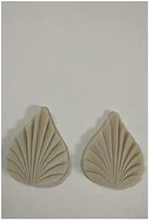 S.Han Silicone Veiner Leaf Fondant Mould Gumpaste Cake Decorating Tool Baking bakeware