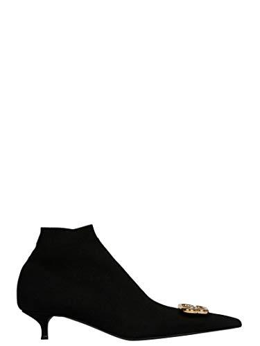 Balenciaga Luxury Fashion Damen 591022W18031088 Schwarz Polyester Stiefeletten | Jahreszeit Permanent