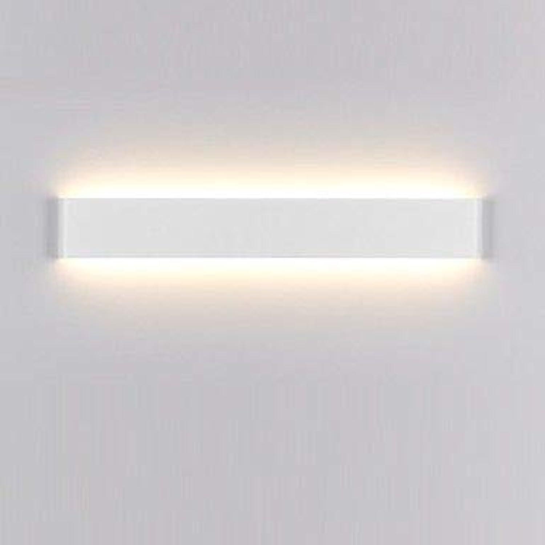 Mao&Long Modern Modern Wandlampen & Wandlampen Wandleuchte aus Metall 90-240V 30W, Wei, Warmwei
