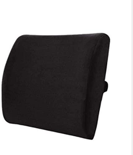 HTDHS Lumbalkissenkissen, lumbalstütze Kissen Memory Foam Back Support Kissen, um Rückenschmerzen zu lindern und zu verhindern, die Haltung der Home Bürostuhl Autositz Fahren reduzieren Muskelschmerze
