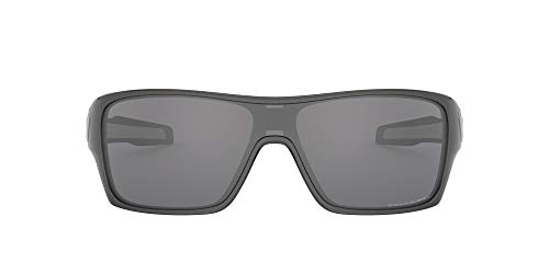 Oakley Herren Turbine Rotor Sonnenbrille, Grau (Granite), 1