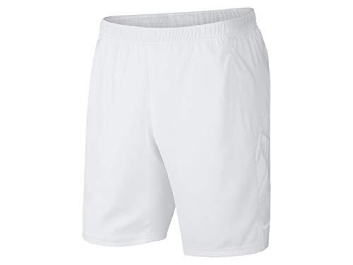 Nike Herren M NKCT DRY 9IN Shorts, Weiß (white), XS