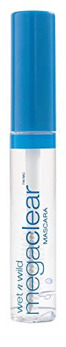 Wet N Wild Mega Clear Mascara für Wimpern und Augenbrauen, Transparent, 1 Stk. 8.5 ml