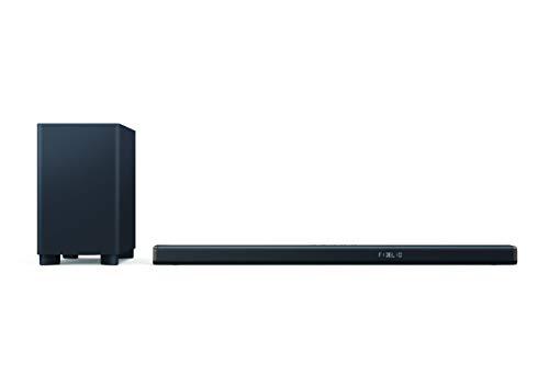 Philips Audio Fidelio B95/10 TV Soundbar mit Subwoofer Kabellos (5.1.2 Kanäle, 808 W, Dolby Atmos, IMAX Enhanced, DTS Play-Fi, Sprachsteuerung) - 2020/2021 Modell