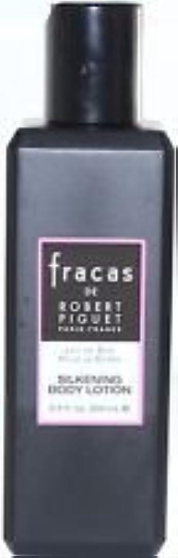 プロット食器棚物理学者Fracas (フラカス) 6.5 oz (195ml) ボディローション (箱なし) by Robert Piguet for Women 限定品!