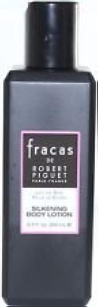 亡命ポータブル賃金Fracas (フラカス) 6.5 oz (195ml) ボディローション (箱なし) by Robert Piguet for Women 限定品!