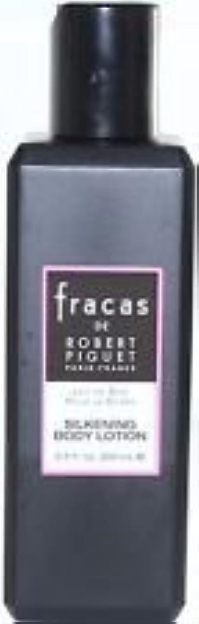 志す欲望レッスンFracas (フラカス) 6.5 oz (195ml) ボディローション (箱なし) by Robert Piguet for Women 限定品!