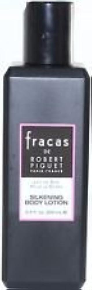 オートバンク顔料Fracas (フラカス) 6.5 oz (195ml) ボディローション (箱なし) by Robert Piguet for Women 限定品!