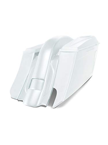 Great Price! Harley Davidson 6 down and 9 out angle saddlebags and Replacement fender for 98-08 to...