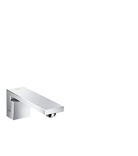 Hansgrohe caño de baño AXOR Edge del tamaño de una Mano, Color: Cromado - 46410000