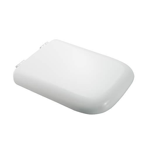 Inbagno Copriwater Dedicato RAK Ceramiche Serie Metropolitan Bianco Compatibile al 100%