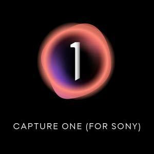 Capture One (for Sony) 20 – Bildbearbeitungsprogramm mit unbefristeter Lizenz und 13 Style Packs – Bildbearbeitungssoftware für Windows 7-10, MacOS und Sony Kameras