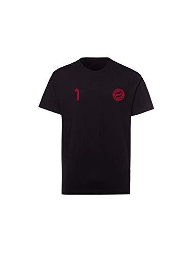 FC Bayern München T-Shirt Neuer Kinder schwarz, 140
