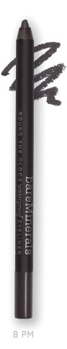 Bare Escentuals Bareminerals Round The Clock Waterproof Eyeliner - 8Pm by Bare Escentuals