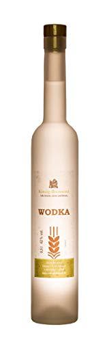 Kinzigbrennerei Wodka 42% Vol. (1 x 0.5 l) deutscher Black Forest Vodka aus dem Schwarzwald