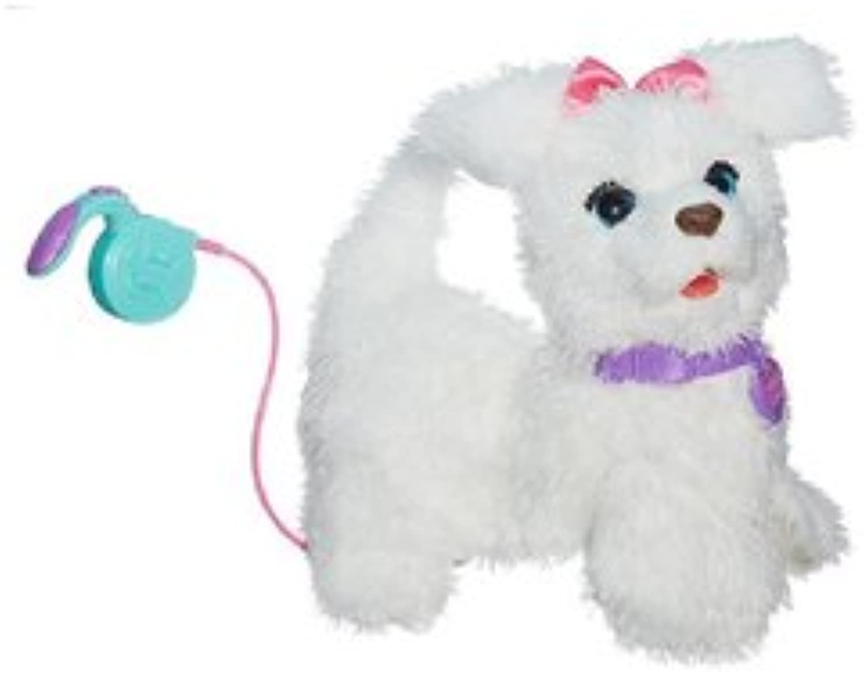 HASBRO-Furreal Friends Gogo my walkin'pup (interaktiv animierte toys 5010994801519) 'This cute' pup luft wie ein echter Hund  nur mit der Fernbedienung knnen Sie ihn moving.He sit ... G.