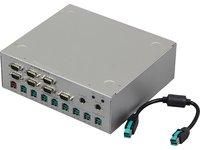 Sparepart: Digipos Retail Core IO extender excl. PSU, COM/Mx7-PW USB, PDDORIS2M005 (excl. PSU, COM/Mx7-PW USB 12Vx7,24Vx1-FT232, Dit onderdeel wordt gebruikt)