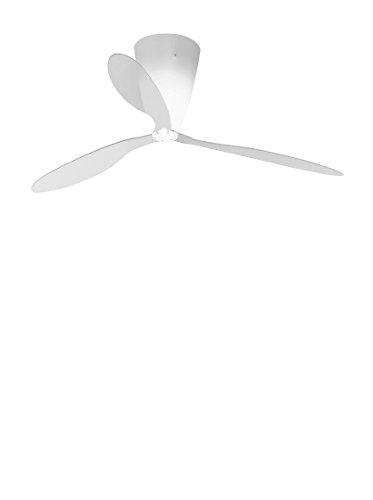 Luceplan Blow met afstandsbediening, transparant