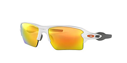 Oakley 9188 Occhiali da Sole, Bianco (Blanco