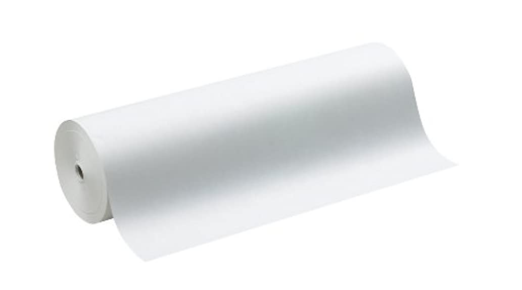 Pacon White Wrapping Paper Roll, 30