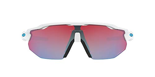 Oakley 0OO9442 Gafas, Polished White, 38 para Hombre