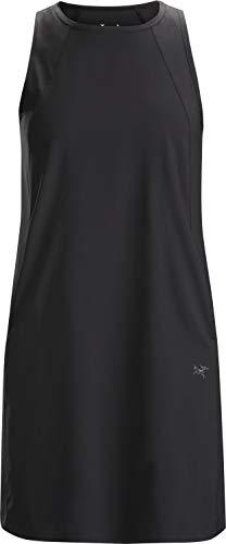 Arc'teryx Contenta Shift Dress Women's | Quick Drying Dress | Black, X-Small