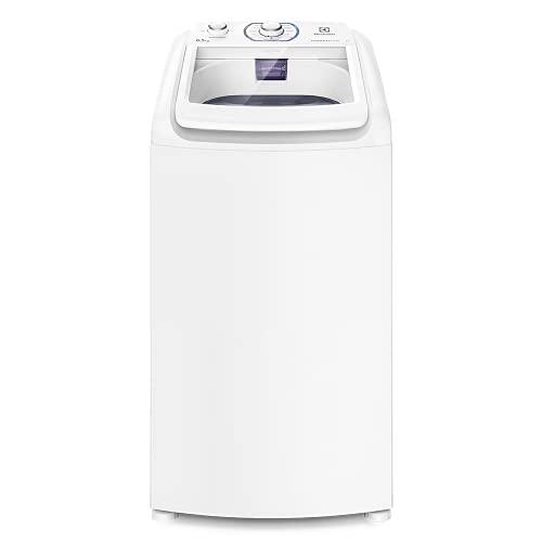 Máquina de Lavar 8,5kg Electrolux Essential Care com Diluição Inteligente e Filtro Fiapos (LES09) 220V
