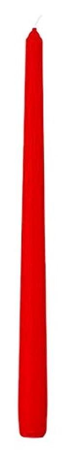 最大メナジェリーと組む15インチテーパーセロナシ 「 ディッピングレッド 」 12本入り